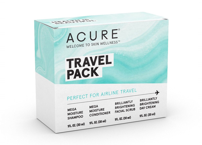 FREE Skin Care Travel Set...